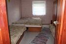 Apartman AQUA B prízemie spálňa